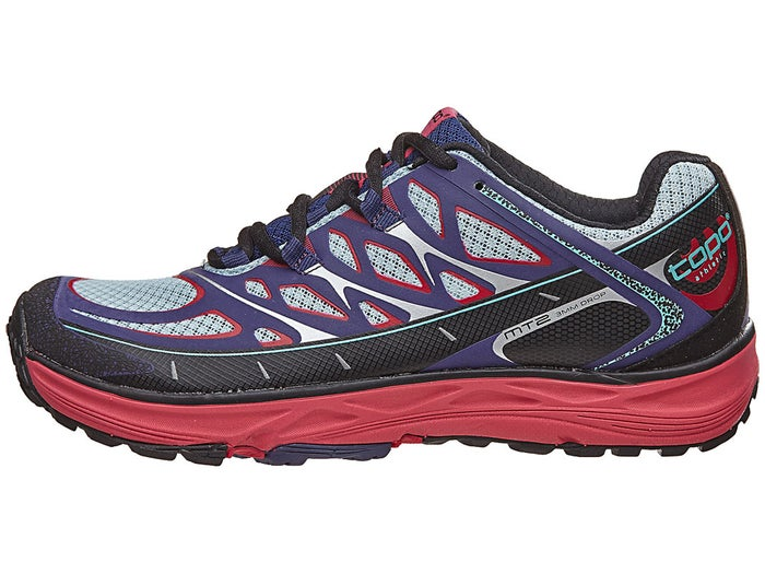 detailed pictures 27dbb e1625 Topo Athletic MT-2 Women's Shoes Indigo/Fuchsia