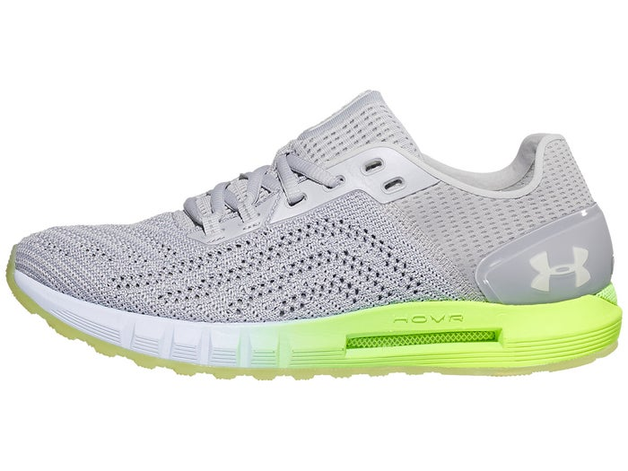 new arrival 7f7ee d47a6 Under Armour HOVR Sonic 2 Women's Shoes Gray/Yellow