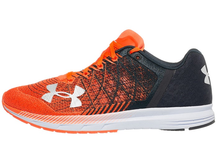 Under Armour Velociti Racer Unisex Shoes Orange Bla Under Armour Velociti Shoes