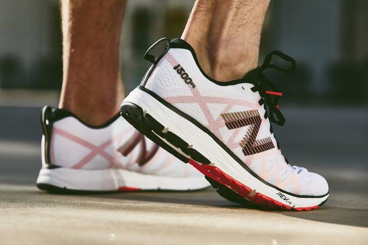 Cita barbilla Limón  Running Warehouse Shoe Review - New Balance 1500 v4