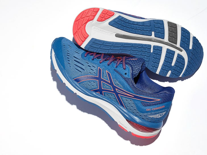 3cde17a3c6 Top 10 Punto Medio Noticias | Asics Gel Cumulus 20 Le Review