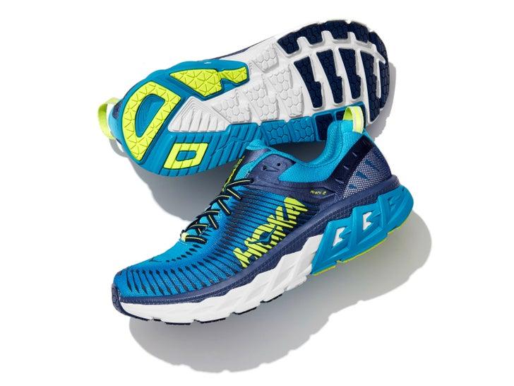 b28318b349077 Running Warehouse Shoe Review - HOKA ONE ONE Arahi 2