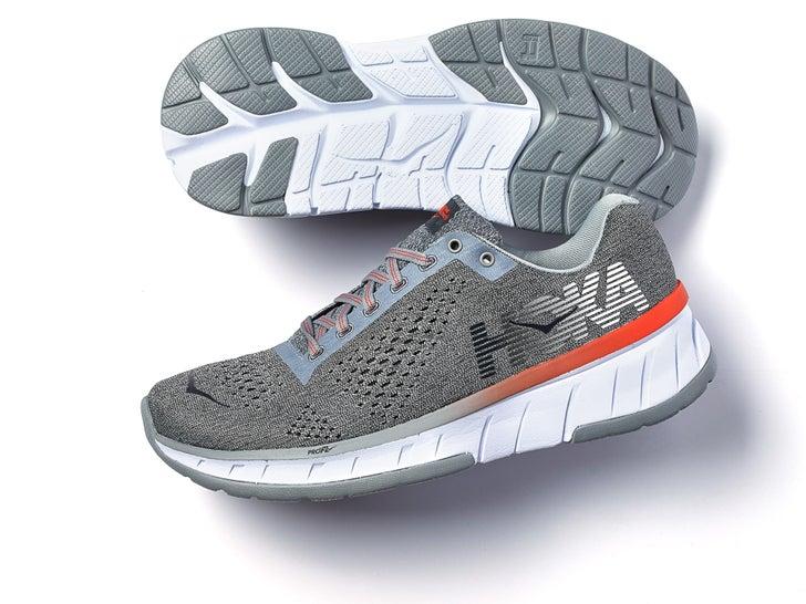 timeless design 73042 e50c3 Running Warehouse Shoe Review - HOKA ONE ONE Cavu