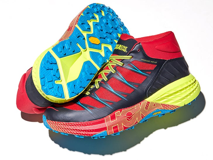 0472c2a5b421d1 Running Warehouse Shoe Review- HOKA ONE ONE Speedgoat Mid WP