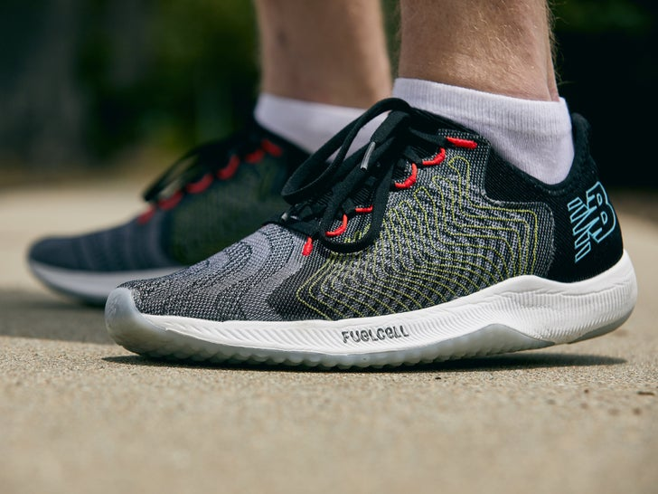 Running Warehouse Shoe Review- New Balance FuelCell Rebel