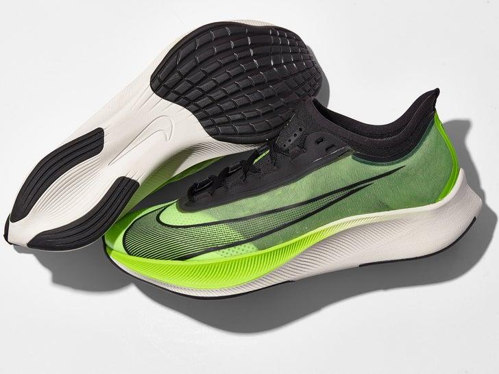 A nueve raqueta Salida hacia  Nike Zoom Fly 3 Review