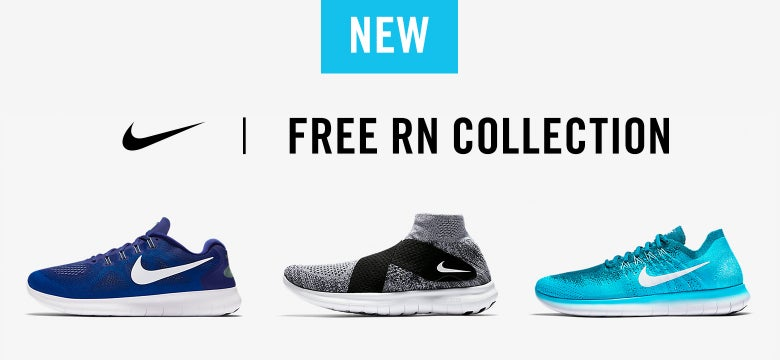 Nike Free RN Collection (5-4)